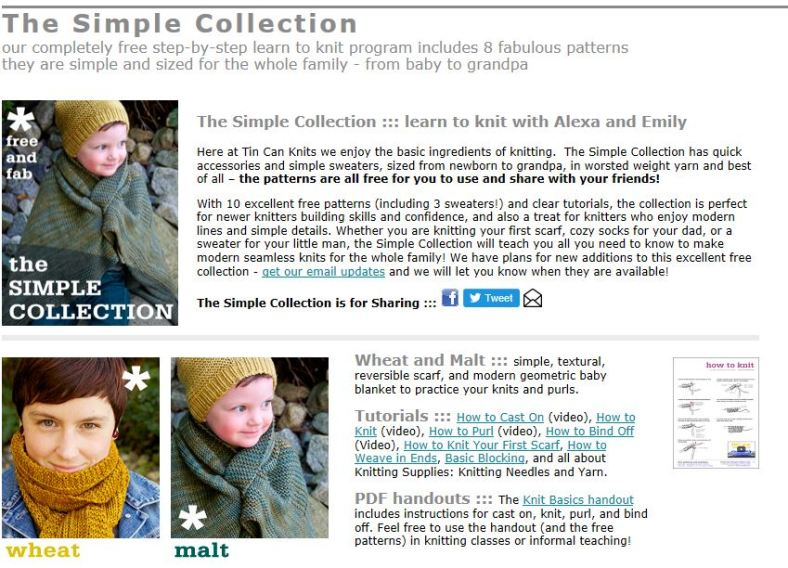 SimpleCollectionhome