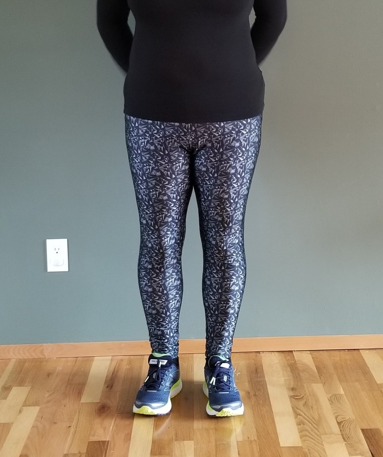 New sportswear: a Christmas Linden and two types of ...