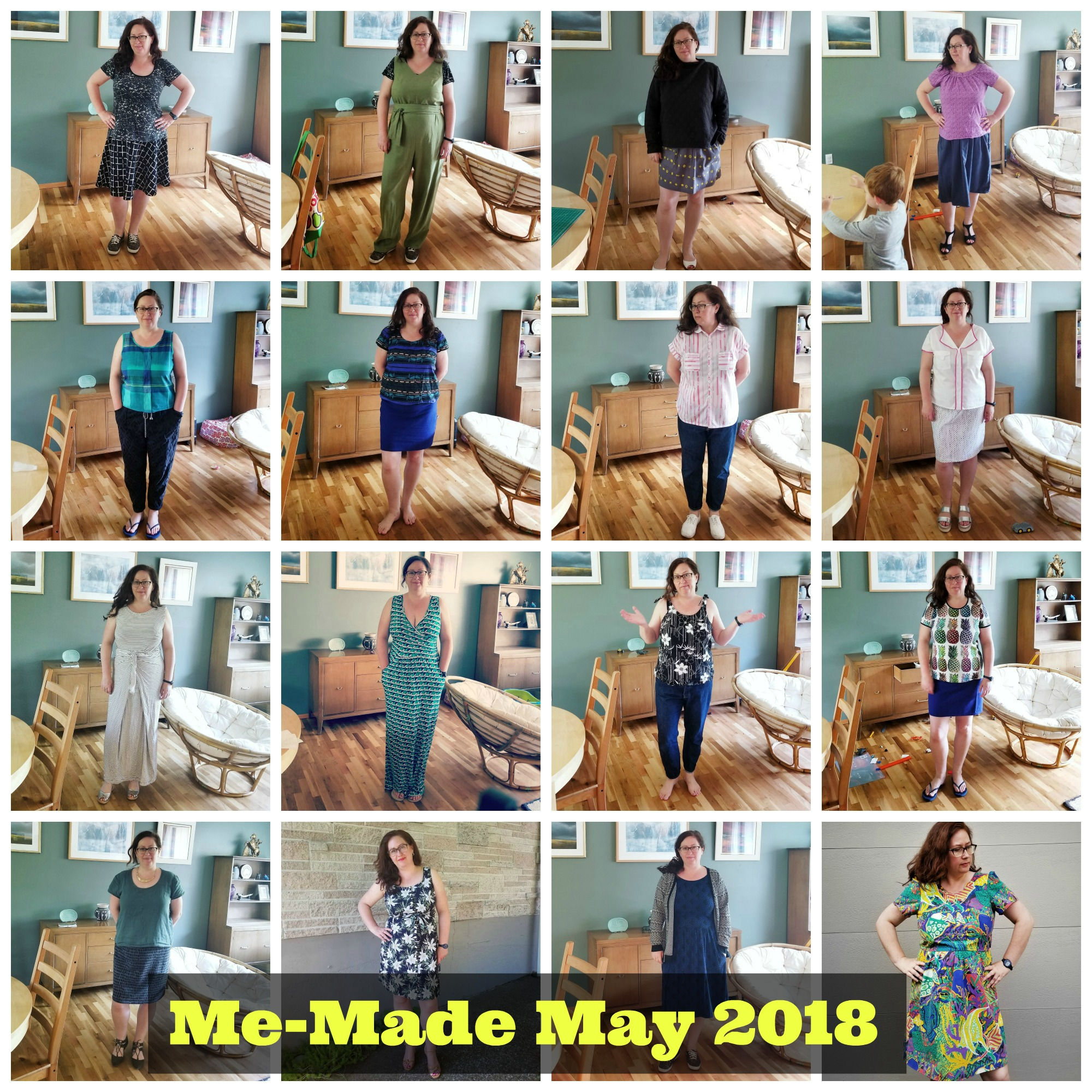 MMMay collage