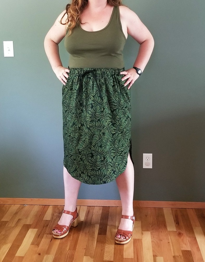 fd897e10b8 New test: Sew DIY Lela midi skirt | Belle Citadel
