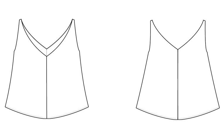 Clarke line drawing (3)